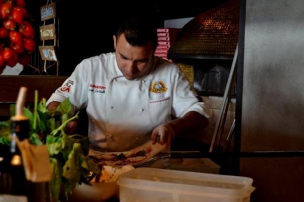 Davide Civitiello Campione mondiale della Pizza